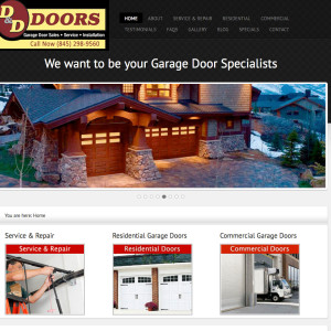 D&D Doors Garage Doors