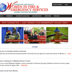 iWomen Fire Emergency Services