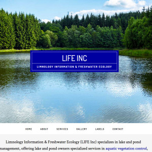LIFE Life Inc Lakes & Ponds Cleanup