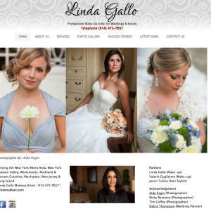 Linda Gallo Makeup Artist