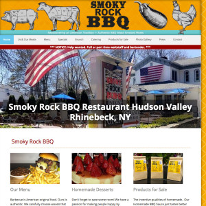 Smoky Rock BBQ Rhinebeck